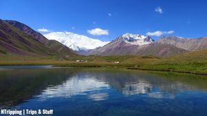 Pamir Highway Itinerary: From Dushanbe to Osh
