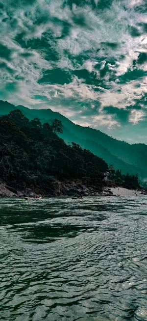 Uttarakhand hues!  #colourgreen