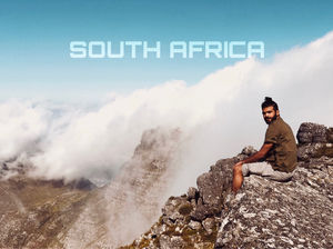 My South African Adventure Tale. (Sky diving, Bungy jumping, Shark cage diving and more.)