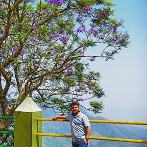 """""""The Heavenly Climate"""" in Ooty."""