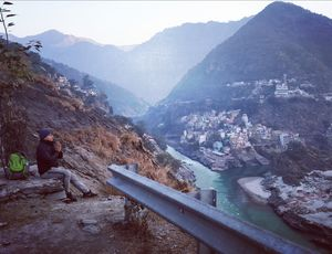 Devprayag - The town of Godly Confluence