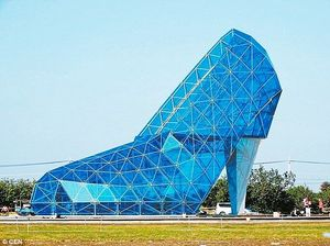 Taiwan's Unique Shoe Shaped Church Is All Set To Catch Every Woman's Eye