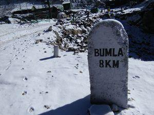 Bumla Pass – 15,200 Ft – A winter Roadtrip to Tawang