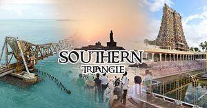 Best way to Explore southern most India. Trio- Kanyakumari- Rameswaram- Madurai on Budget.