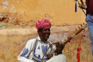 Rajasthan-Amer Fort (Music)