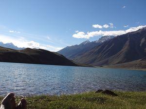 Chandra Taal Lake- A Beauty to Admire????