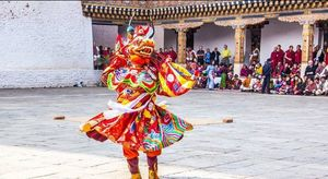 Bhutan- A land of thunder dragons.