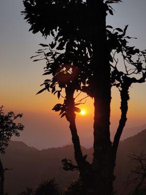 The Enchanting Garhwali Himalayas