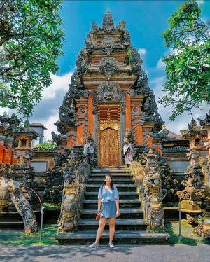 Saraswati Temple,Ubud