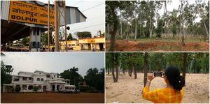 A day in Shantiniketan…
