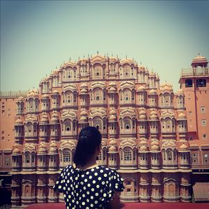 My first solo trip....... Jaipur