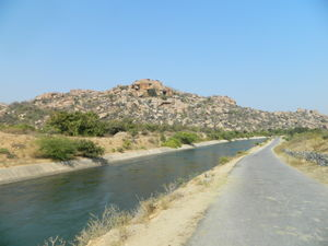Hampi-A Travellers Paradise