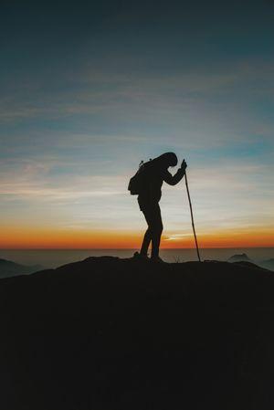 Vellingiri trek experience of doing south indias toughest trekking.