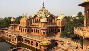 Bharatpur - Rajao Ki Chatari - A Must Visit Place At Govardhan (Uttarr Pradesh - India)