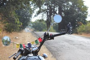 Motorbike tour of Maharashtra - A journey to seeing the unseen of Maharashtra..!!