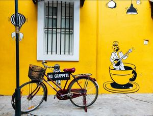 Peaceful Puducherry: From colourful French Colonies to Serene Beaches! #PondiPhotos