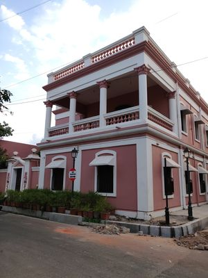 Decoding French Colonies of Pondicherry #PondiPhotos