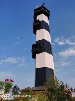 The New Lighthouse with Breathtaking Views! #PondiPhotos