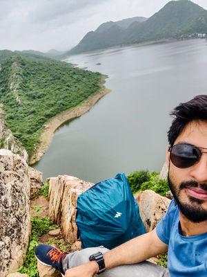 #selfiewithview  |Badilake|Udaipur|