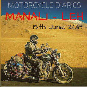 7 Days Itinerary For Leh Ladakh On Bike From Manali
