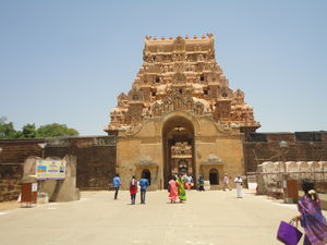 A Trip To the Tanjore Brahadeeshwara Temple