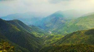 Meghalaya- The heaven between the clouds