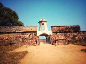 Dutch Fort, Sadras.