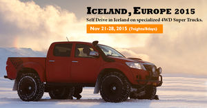 Iceland,Europe 2015 - Discover Icelandic Treasures with Us !!