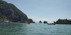 Phi-phi, James bond and hot water springs krabi