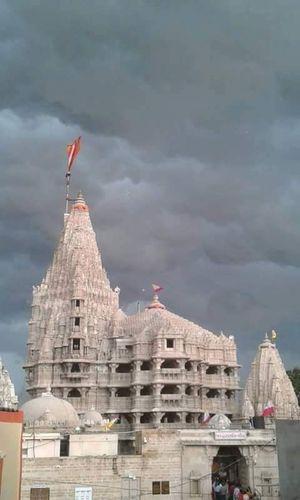 Loard krishna karmbhumi dwarka, Dwarkadhishji Temple