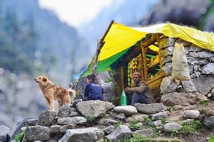 A trek worth all the pain- Kareri Chronicles #mydiscovery