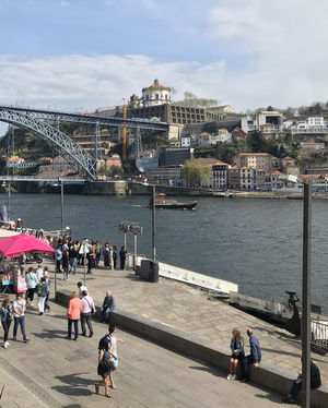 Porto - to the riverside