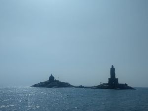 One day trip to Kanyakumari