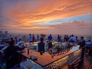 Vertigo Bar South Sathorn Road Bangkok Thailand 1/2 by Tripoto