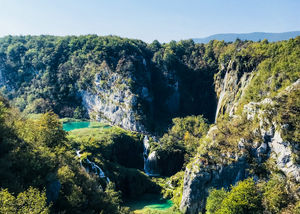 Croatia-Final Chapter: Rastoke Village & Plitvice Lakes