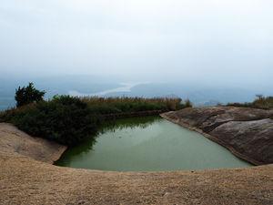 Rock Climbing @Savandurga-A Day Trip from Bangalore
