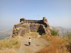 Rohida Fort With Necklace Point with Beautiful Weather