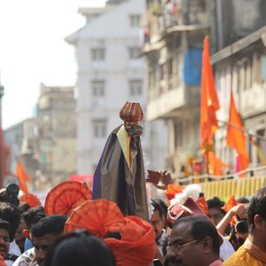 Padwa chi Pahat .. ( THE GUDIPADWA CELEBRATION AT GIRGAUM MUMBAI)