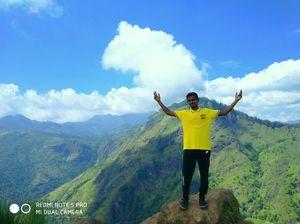 Little adams peak.. srilanka