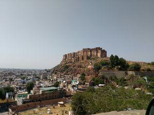 A nostalgic trip to Marwar