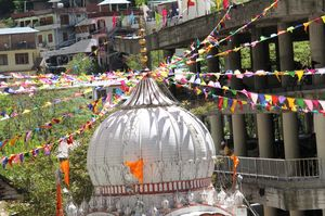 The Legends of Manikaran Village - where Faith crosses path