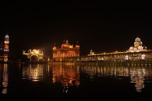 Gurudwara Sri Harmandir Sahib a.k.a. Golden Temple