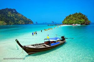 City of Island - Krabi(Thailand)