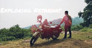 Exploring Netarhat #incredibleindia