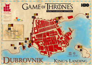 Visiting Real Life 'Game of Thrones' Sets: King's Landing
