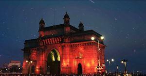 गेटवे ऑफ़ इन्डिया,मुंबई