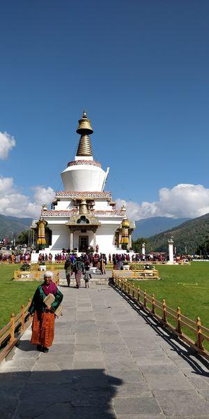 Bagpack trip to bhutan