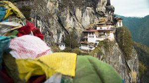 Bhutan with A Broken ARM