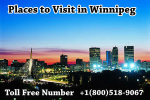 PLACES TO VISIT IN WINNIPEG