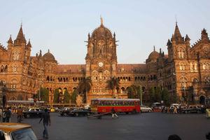 Chhatrapati Shivaji Terminus 1/15 by Tripoto
